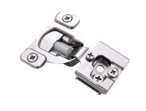3D adjustment soft closing face frame hinge